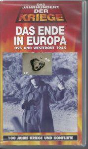 Das Ende in Europa, Ost und Westfront 1945, VHS