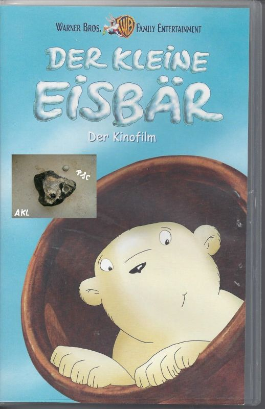 Der kleine Eisbär, Der Kinofilm, VHS