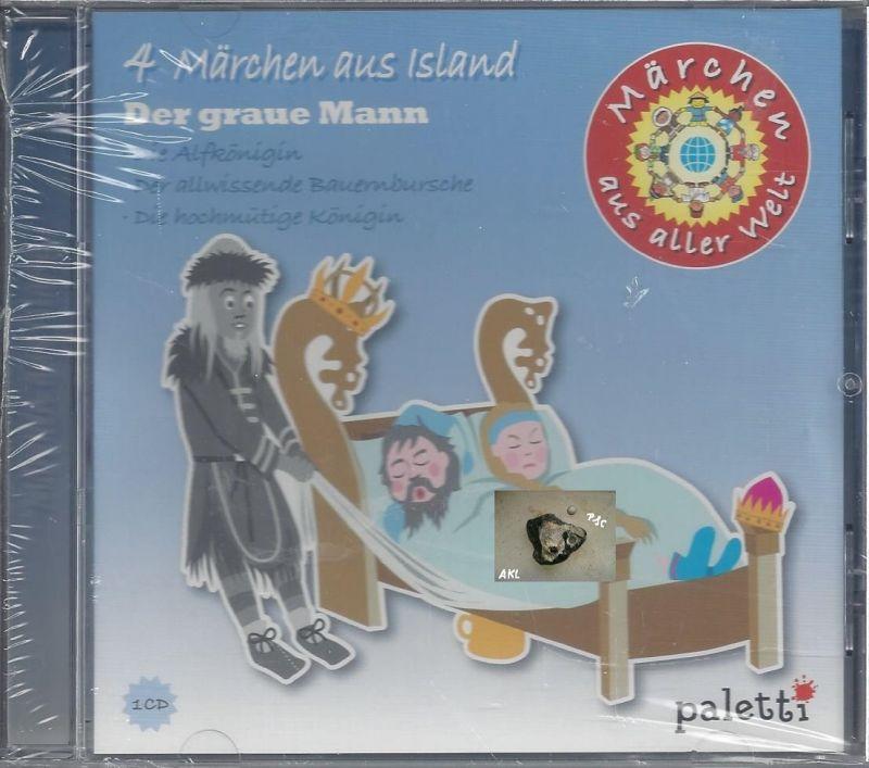 4 Märchen aus Island, Der graue Mann, CD