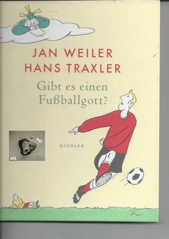 Buch: Gibt es einen Fußballgott, Jan Weiler