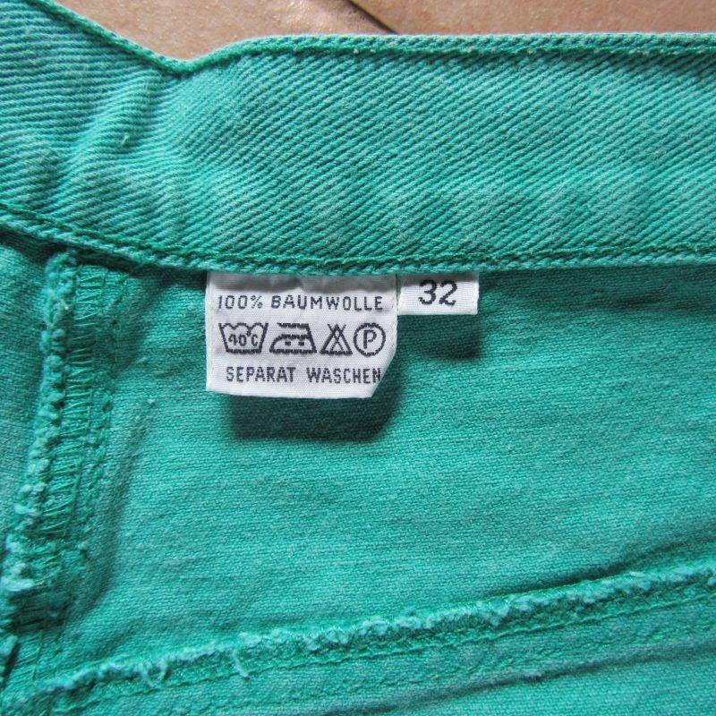 kurze Damenhose, Sommerhose,  grün, Größe zirka 44  1