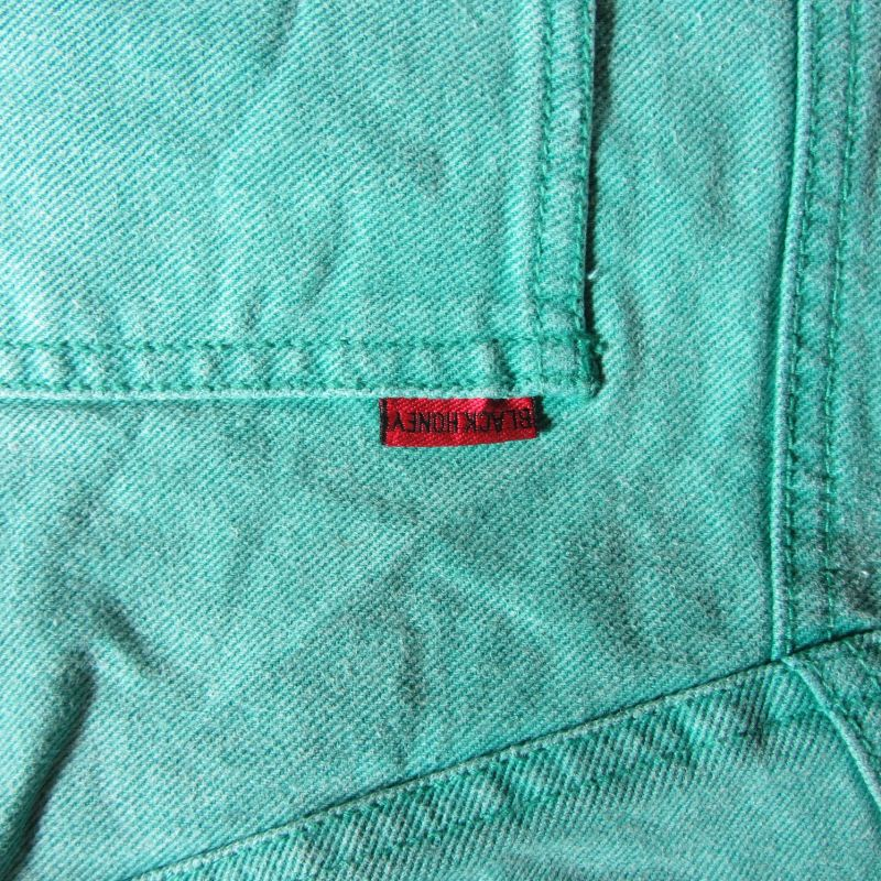 kurze Damenhose, Sommerhose,  grün, Größe zirka 44  2
