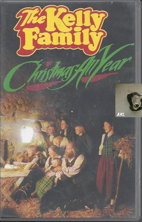 The Kelly Family, Christmas All Year, VHS