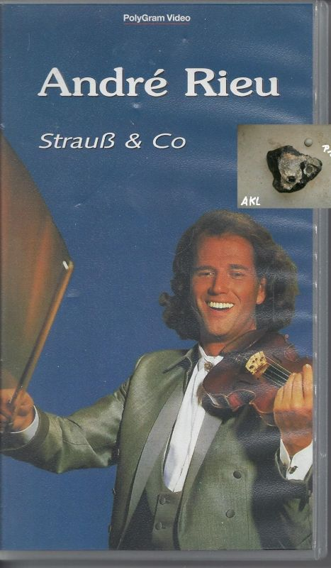Andre Rieu, Strauß und Co, VHS