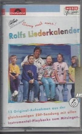 Rolfs Liederkalender, Kassette, MC
