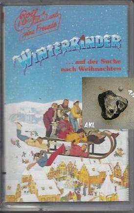 Winterkinder auf der Suche nach Weihnachten, Kassette, MC