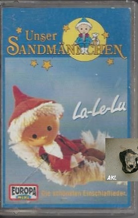 Unser Sandmännchen, La-Le-Lu, Kassette, MC