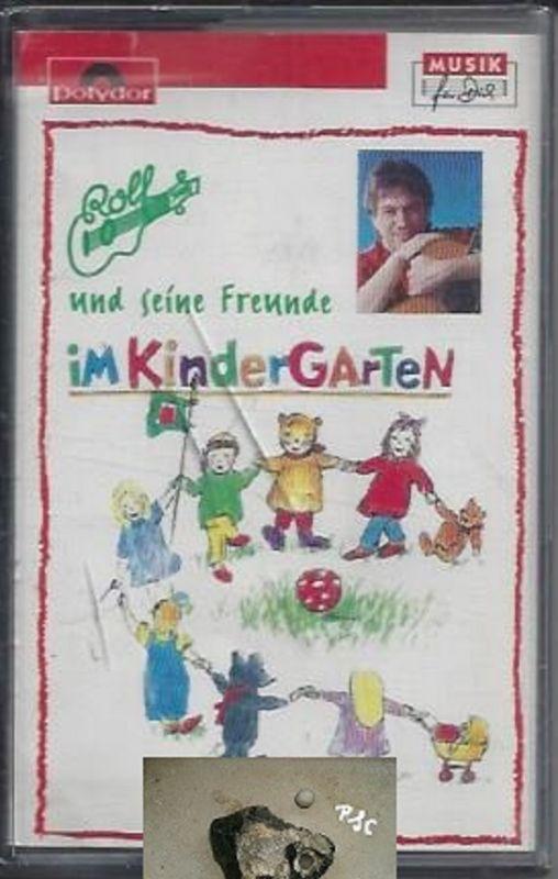 Rolf und seine Freunde im Kindergarten, Kassette, MC