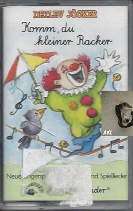 Komm du kleiner Racker, Deflev Jöcker, Kassette, MC