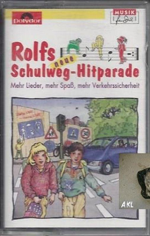 Rolfs Schulweg Hitparade, Kassette, MC