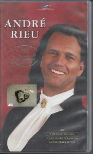 Andre Rieu, 100 Jahre Strauß, VHS
