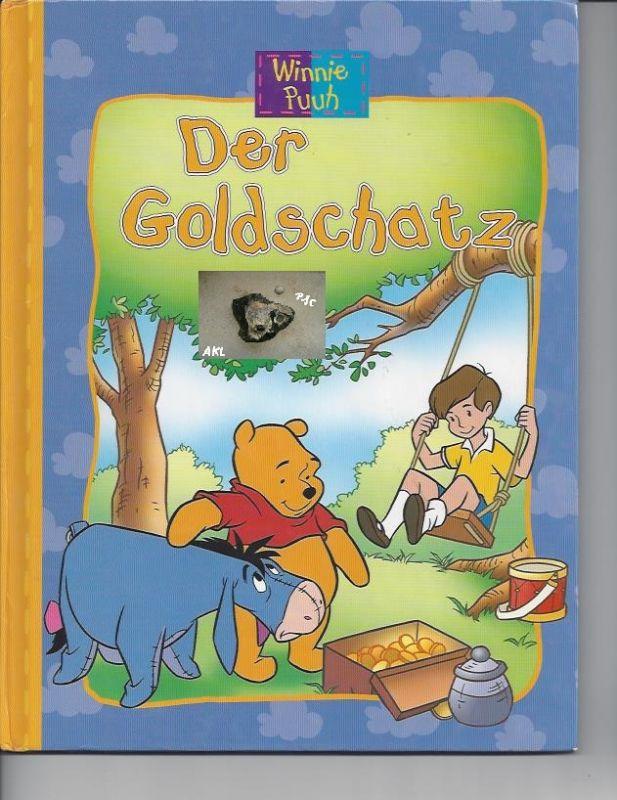 Kinderbuch: Winnie Puuh, Der Goldschatz
