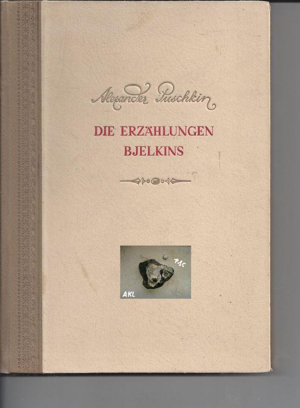 Die Erzählungen Bjelkins, Alexander Puschkin