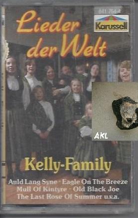 Lieder der Welt, Kelly Family, Kassette, MC