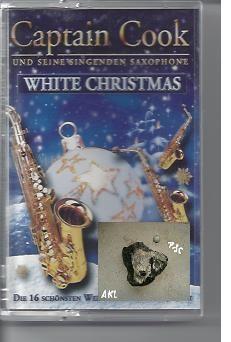 Captain Cook, White Christmas, Kassette, MC