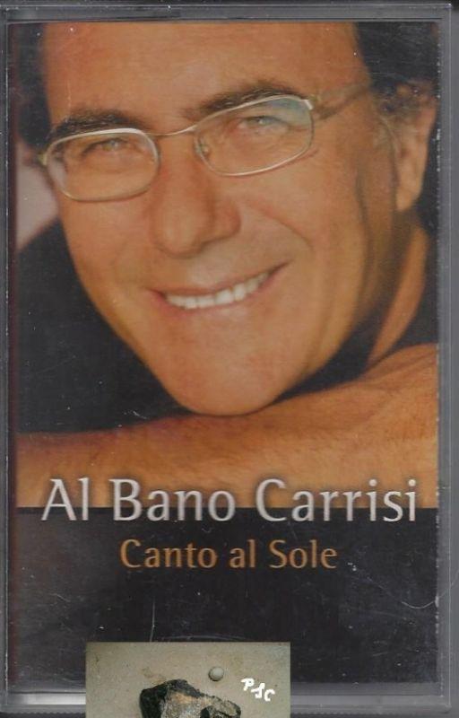 Albano Carrisi, Conto al Sole, Kassette, MC