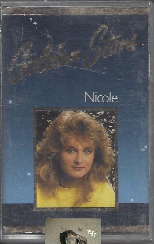 Nicole, Golden Stars, Kassette, MC