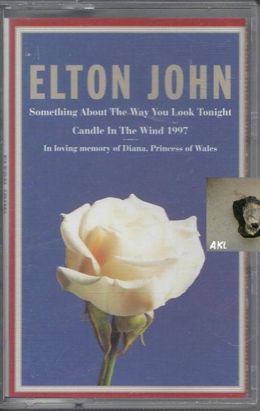 Elton John, Candle in the wind, Kassette, MC