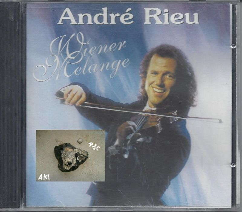 Andre Rieu, Wiener Melange, CD