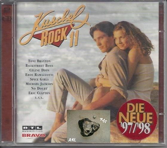 Kuschelrock 11, Bravo, CD