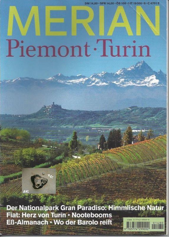 Merian, Piemont, Turin, Bildband