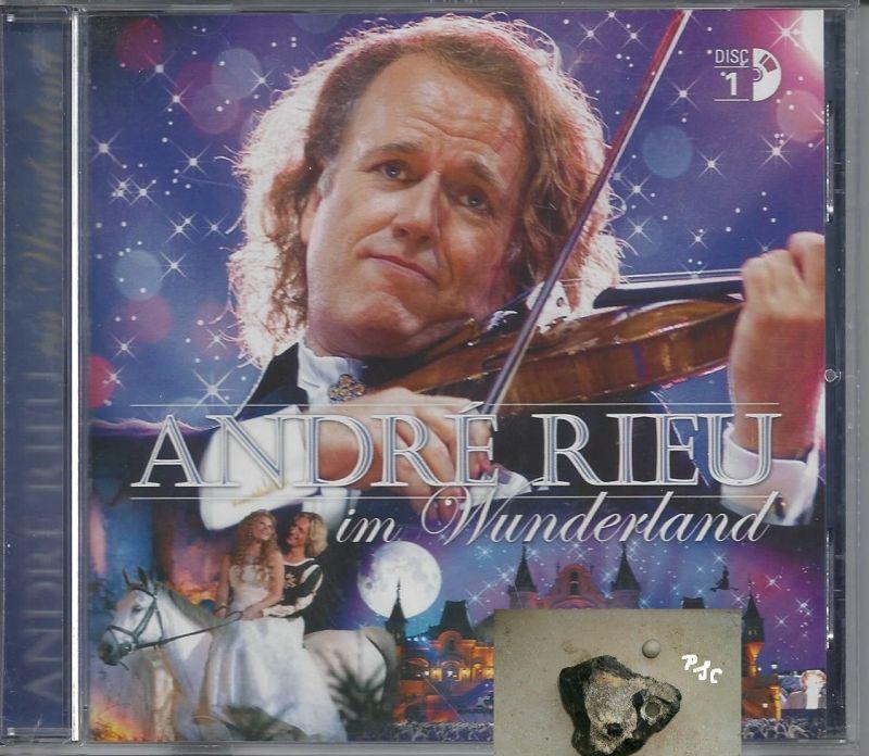 Andre Rieu im Wunderland 1, CD 0