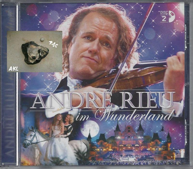 Andre Rieu im Wunderland 2, CD