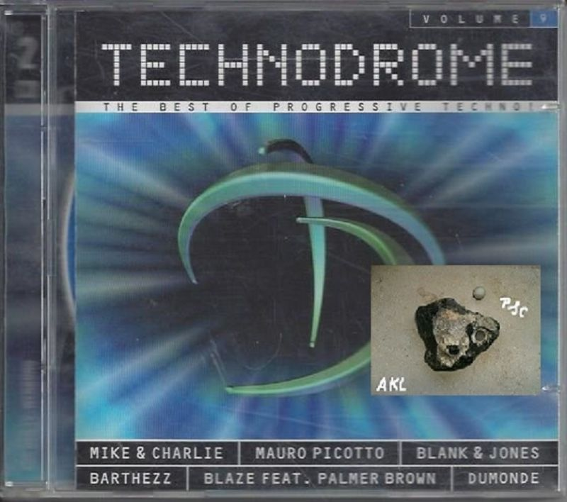 Technodrome, CD
