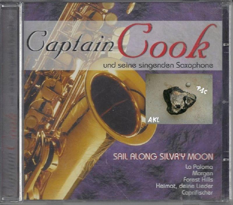 Captain Cook und seine singenden Saxophone, Sail along silvry moon, CD 0