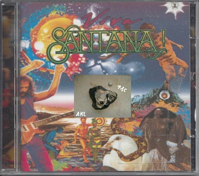 Santana, CD 0