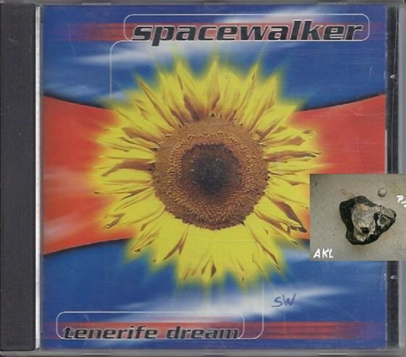 spacewalker, tenerife dreams, CD 0
