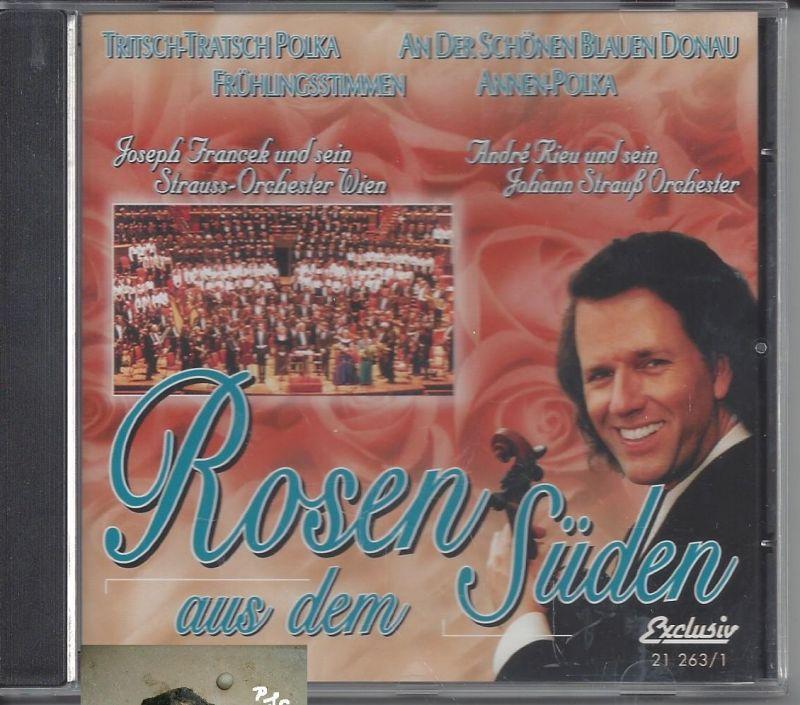 Rosen aus dem Süden, CD 0