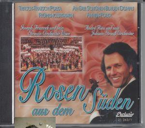 Rosen aus dem Süden, CD