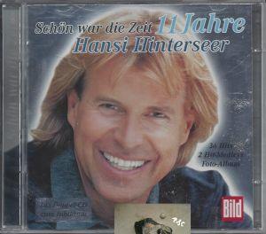 Hansi Hinterseer, Schön war die Zeit, 11 Jahre, CD