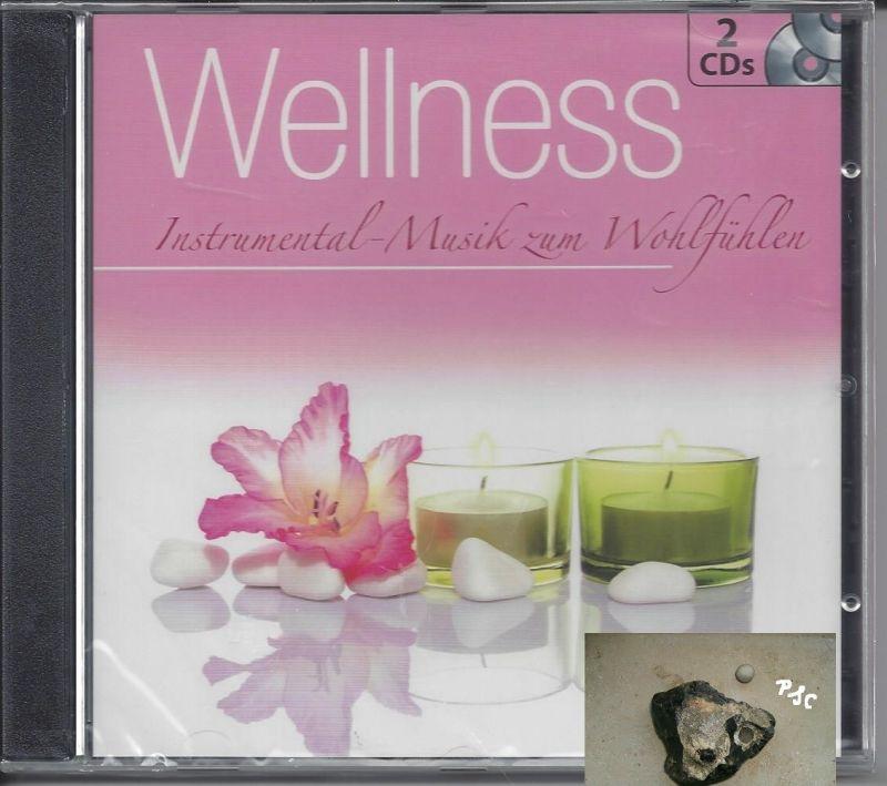 Wellness, Instrumental Musik zum Wohlfühlen, rosa, CD