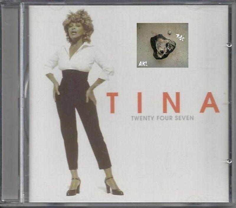 Tina Turner, Twenty four seven, CD