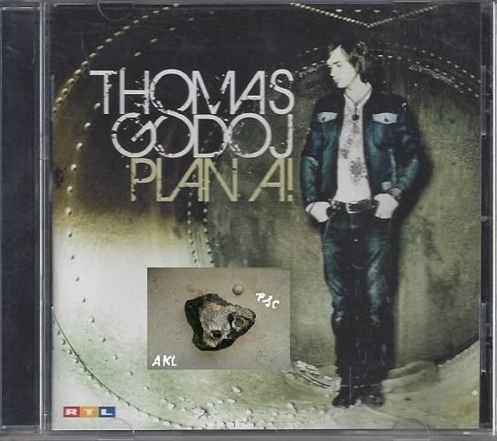 Thomas Godoj, Plan A, CD