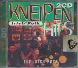 Kneipen Irish Folk, The irish boys, CD