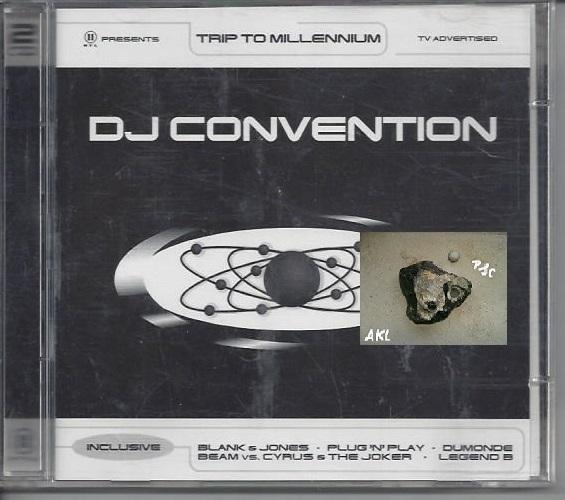 DJ Convention, CD