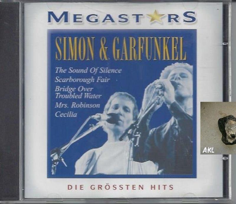 Simon und Garfunkel, Die grössten Hits, CD