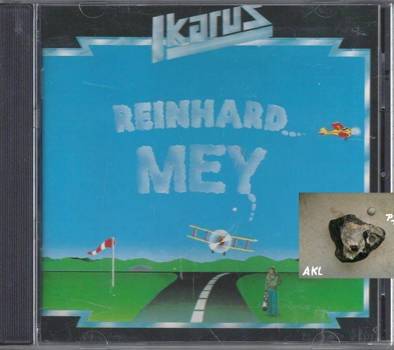 Reinhard Mey, Ikarus, CD