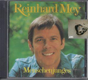 Reinhard Mey, Menschenjunges, CD