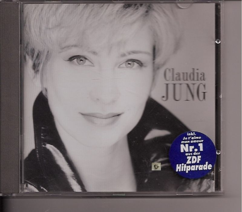 Claudia Jung, CD