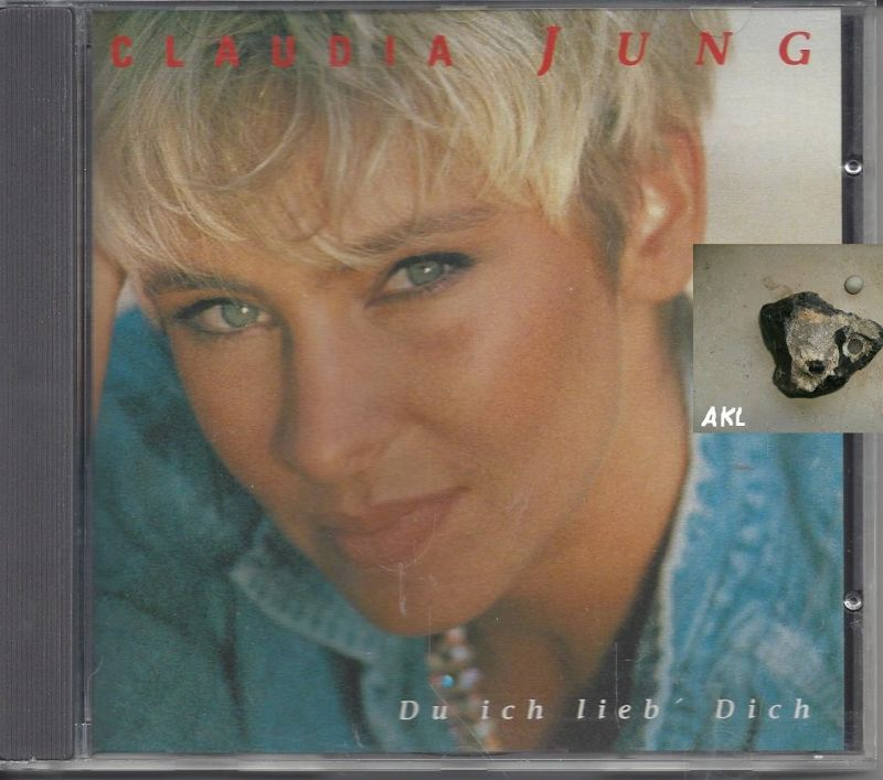 Claudia Jung, Du ich lieb Dich, CD