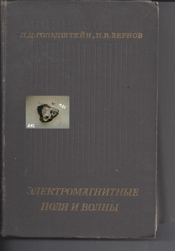 Elektromagnetische Felder und Wellen, Goldstein und Sernov, russisch
