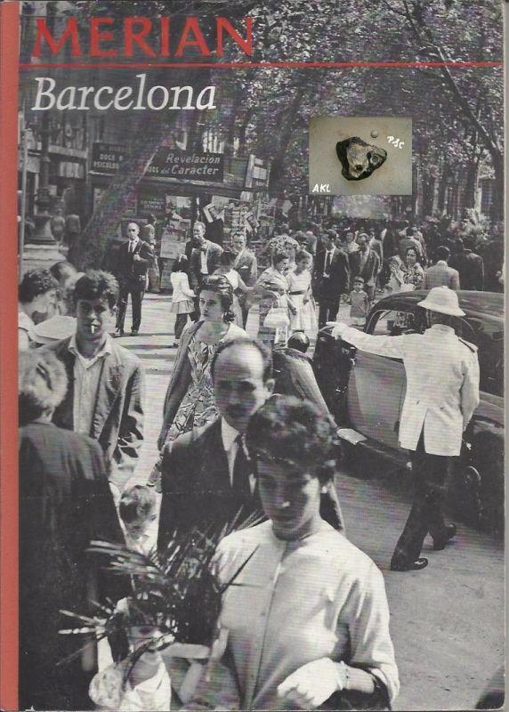 Merian, Barcelona, Bildband
