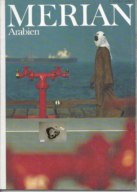 Merian, Arabien, Bildband