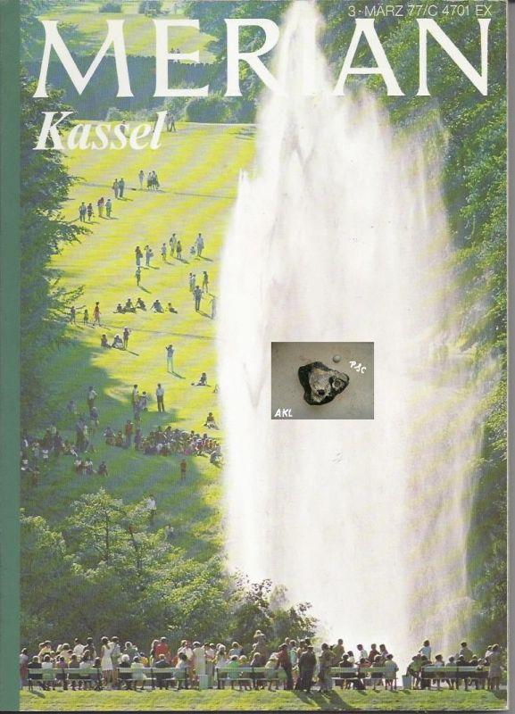 Merian, Kassel, Bildband