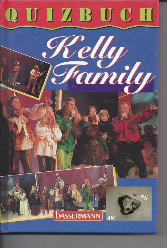 Quizbuch Kelly Family