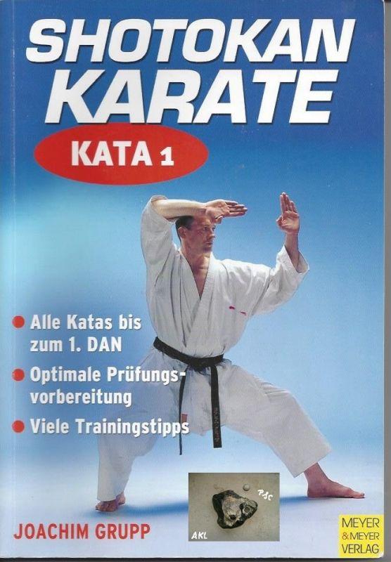 Shotokan Karate, Kata 1, Joachim Grupp